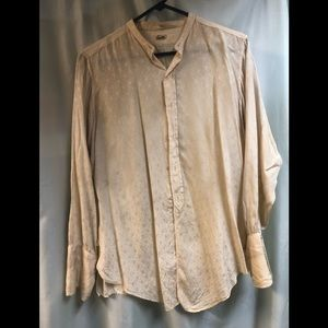 Beautiful, silky vintage blouse